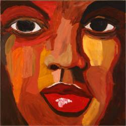 AC Website LL 2011 -Just a Face- Acrylic on Canvas 36 x 36 in.tif
